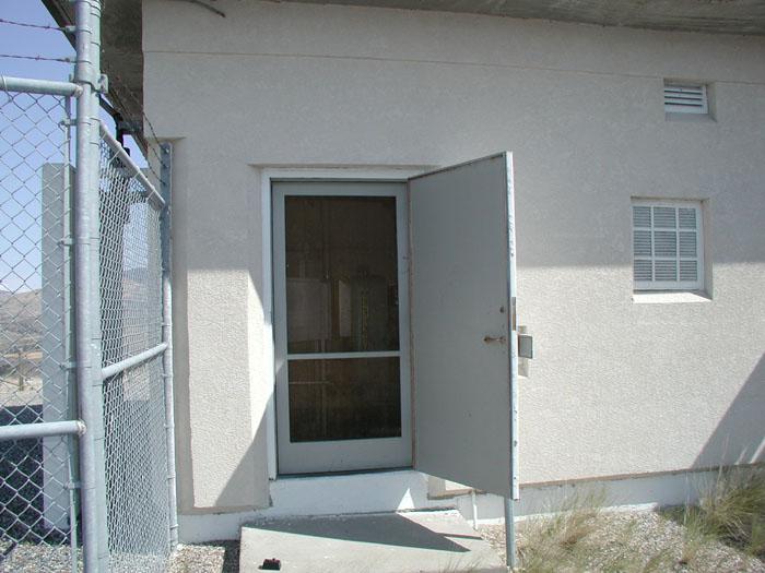 Generator room outside door for Room design generator